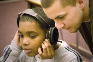 Ethos' STEM education projects for underserved youth.